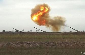 Ermenistan ordusu kayıplar verdi