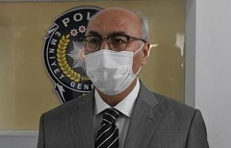İzmir Valisi Köşger'den 'gerekli olmadıkça trafiğe çıkılmaması' uyarısı
