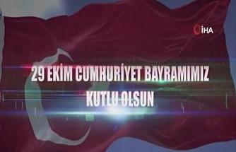 Milli Savunma Bakanlığından Cumhuriyet Bayramı klibi