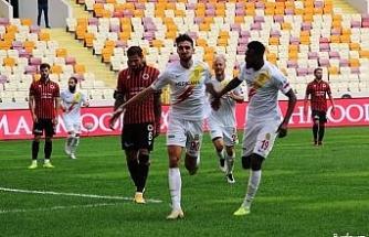 Süper Lig: Yeni Malatyaspor: 2 - Gençlerbirliği: 1 (Maç sonucu)