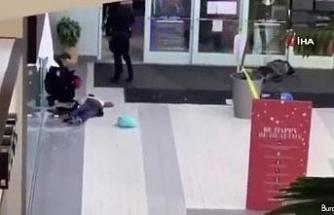 ABD'de alışveriş merkezinde silahlı saldırı: 1 ölü, 1 yaralı