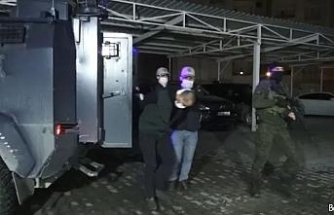 İnterpol tarafından aranan terörist Irak'ta yakalandı