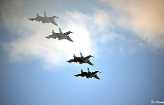 Karadeniz'de Rus savaş uçağı, ABD keşif uçağını engelledi