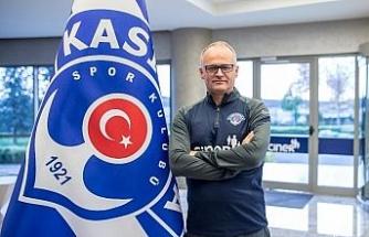 Kasımpaşa'da İrfan Buz istifa etti