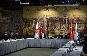 Reform görüşmelerinin ilk toplantısı sona erdi