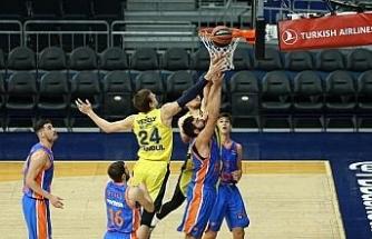 THY Euroleague: Fenerbahçe Beko: 86 - Valencia Basket: 90