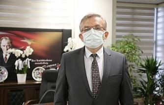 Yoğun bakım doluluk oranı yüzde 76,9'a ulaşınca il sağlık müdürü vatandaşları uyardı