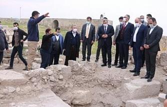 Arkeologlar Edessa Krallığı sarayının peşine düştü