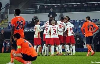 Başakşehir Şampiyonlar Ligi'nde Leipzig'e yenildi