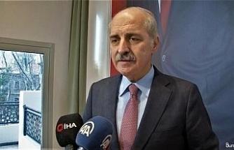 Numan Kurtulmuş'tan CHP Genel Başkanı Kılıçdaroğlu'na tepki