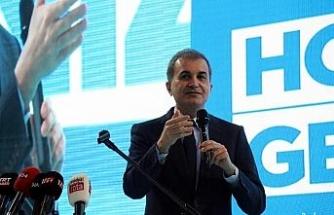 """AK Parti Sözcüsü Ömer Çelik: """"27 Nisan 2007 AK Parti'nin gizli devrimidir"""""""