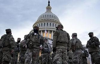 Biden'ın yemin töreni öncesi görevden alınan Ulusal Muhafız sayısı 12'ye yükseldi