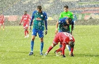 Çaykur Rizespor evinde karşılaştığı Gaziantep FK'yı 3-0 mağlup etti