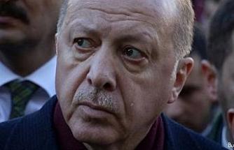 Cumhurbaşkanı Erdoğan'dan Elazığ paylaşımı