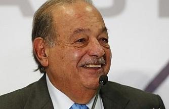 Dünyanın en zengin isimlerinden Carlos Slim, Covid-19 şüphesi ile hastaneye kaldırıldı