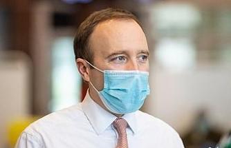 İngiltere Sağlık Bakanı Hanckok, karantinada