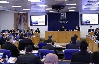 Plan ve Bütçe Komisyonu Türkiye Varlık Fonu denetimi için toplandı