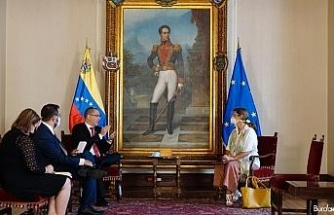"""Venezuela, AB Venezuela Büyükelçisi Brilhante'yi """"istenmeyen adam"""" ilan etti"""