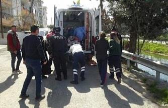 8 Mart Dünya Kadınlar Günü'nde karısını ve oğlunu bıçakladı