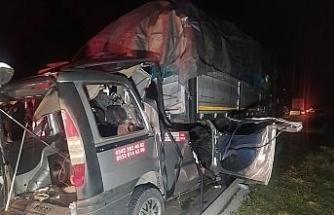 Adana'da feci kaza: 3 ölü