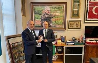 """Cumhurbaşkanı Başdanışmanı Yalçın Topçu: """"Türkiye-Azerbaycan iki ayrı bedenin tek bir canı"""""""
