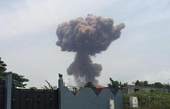 Ekvator Ginesi'nde askeri kışlada patlamada ölü sayısı 30'a yükseldi