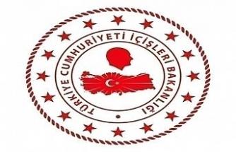 """İçişleri Bakanlığı 81 il valiliğine """"Haftalık Tematik Denetimler"""" genelgesi gönderdi"""