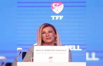 """Necla Güngör Kıragası: """"Bu hikayenin yazarı olmak istiyorum"""""""