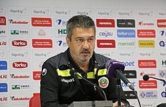"""Semih Tokatlı: """"Trabzonspor ile oynamak kolay değildi"""""""