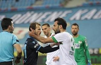 Süper Lig: Trabzonspor: 1 - Aytemiz Alanyaspor: 3 (Maç sonucu)