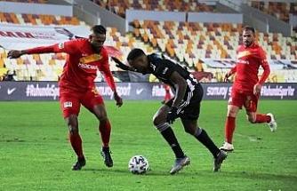 Süper Lig: Yeni Malatyaspor: 0 - Beşiktaş: 1 (Maç sonucu)