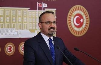 """AK Parti Grup Başkanvekili Turan: """"Konunun milletin vicdanını rahatlatan tarzda çözülmesini isteriz"""""""