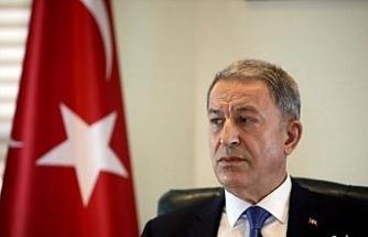 """Bakan Akar'ın """"Ermeni Sorunu ve Harbord Raporu"""" ile ilgili makale yayımlandı"""