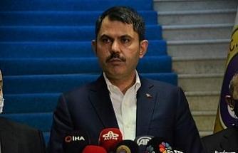 """Bakan Kurum: """"TOKİ taksitlerinde yüzde 20 indirim kampanyamızı bu yıl da tekrarlıyoruz"""""""