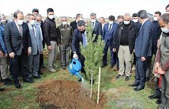 Bakan Pakdemirli Şırnak'ta