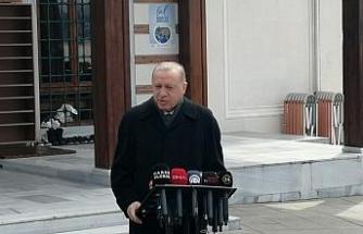 Cumhurbaşkanı Erdoğan, 8. Cumhurbaşkanı Özal'ın vefat yıl dönümü için mesaj yayımladı