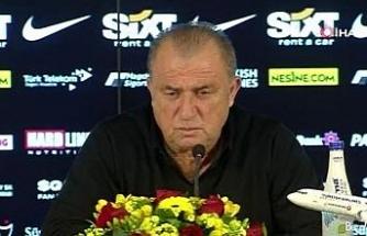 """""""Futbol sahası bizim işimiz deyip eğer rahat edebilirsek o tarafa konsantre olacağız"""""""