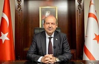 KKTC Cumhurbaşkanı Tatar, 5+BM toplantısı öncesi Cumhurbaşkanı Erdoğan ile görüşecek