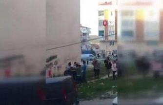 Arnavutköy'de 1 kişinin öldüğü kavgaya ait yeni görüntüler ortaya çıktı