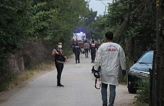 Babasını öldürüp 8 kişiyi yaralayan şahıs etkisiz hale getirildi