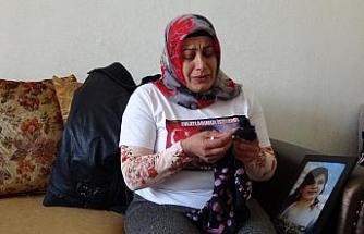 Evladı dağa kaçırılan anne bir bayrama daha gözü yaşlı girdi