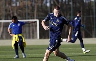 Fenerbahçe, MKE Ankagücü maçı hazırlıklarına başladı