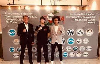 Milli taekwondocu Hakan Reçber olimpiyat yolcusu