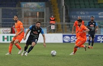Süper Lig: Çaykur Rizespor: 0 - Medipol Başakşehir: 2 (Maç sonucu)