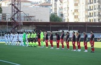 Süper Lig: Hatayspor: 0 - Gaziantep FK: 0 (Maç devam ediyor)