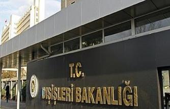 Dışişleri Bakanlığı, İskeçe Müftüsü Ahmet Mete'ye verilen cezayı kınadı