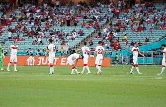 EURO 2020: İsviçre: 1 - Türkiye: 0 (Maç devam ediyor)