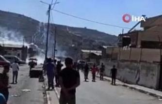 İsrail güçlerinden Nablus'ta Filistinli göstericilere müdahale: 353 yaralı