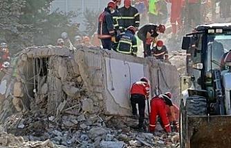İzmir'de 11 kişiye mezar olan apartman 1975 Yönetmeliğine bile aykırı yapılmış