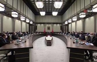 Kabine 21 Haziran pazartesi günü toplanıyor